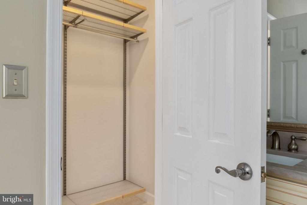 Third Primary Walk-in Closet - 2405 OAKMONT CT, OAKTON