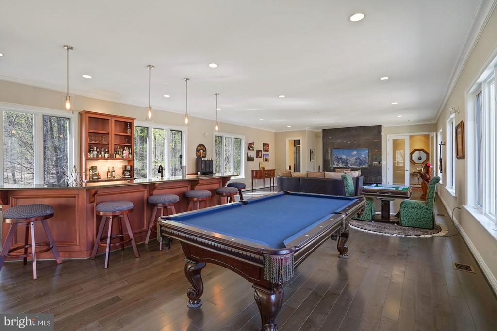 Party Room- Upper Level of