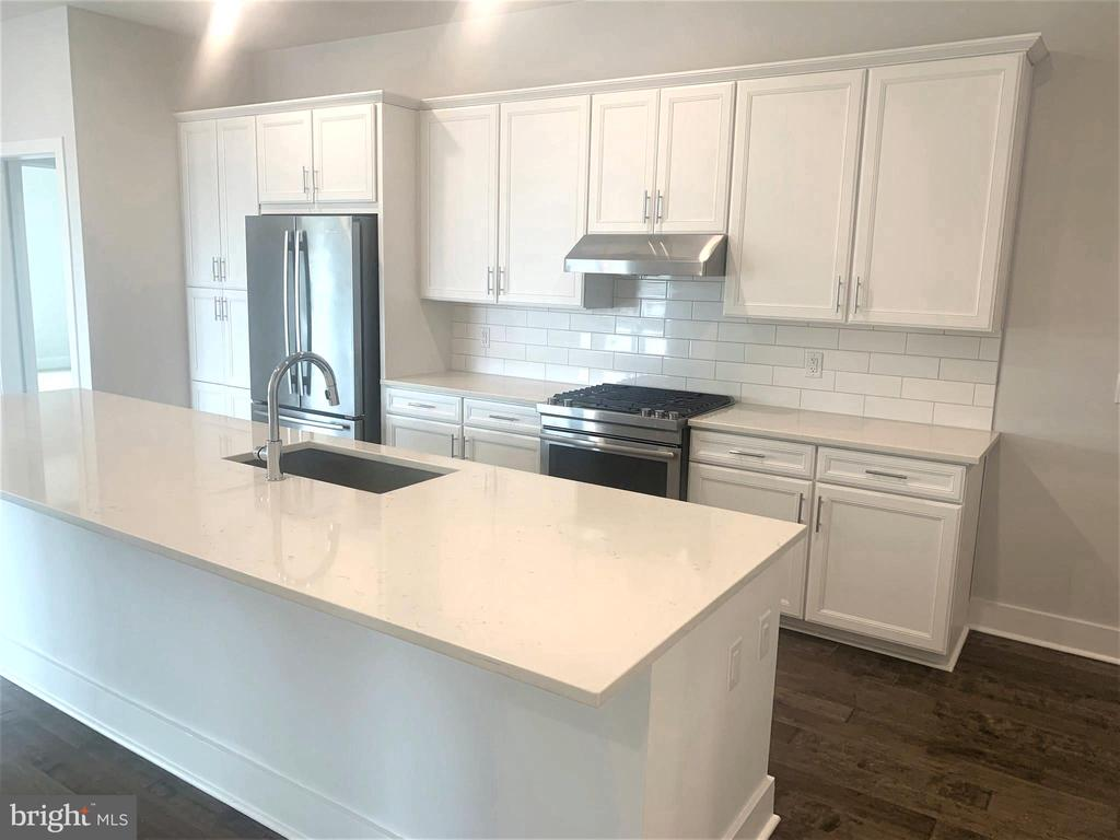 Large Kitchen with plenty of cabinet space - 44691 WELLFLEET DR #304, ASHBURN