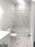 Secondary bathroom - 44691 WELLFLEET DR #304, ASHBURN