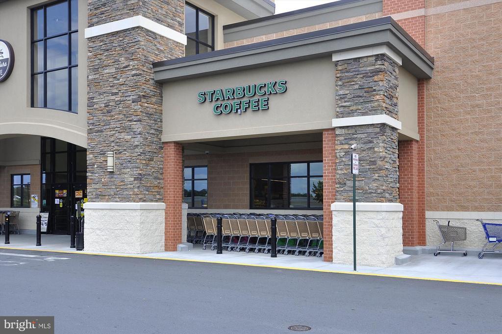 Starbucks - 3100 S MANCHESTER ST #612, FALLS CHURCH