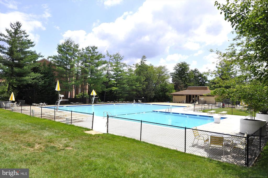 Swimming Pool - 3100 S MANCHESTER ST #612, FALLS CHURCH