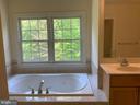 Master bath - 3709 FIDELIS CT, TRIANGLE