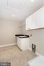 2nd floor Laundry -For illustrative purposes only. - HOMESITE 3 FLORENCE RD, MOUNT AIRY