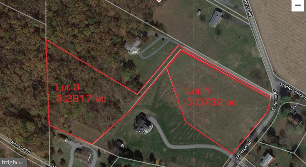 - HOMESITE 3 FLORENCE RD, MOUNT AIRY