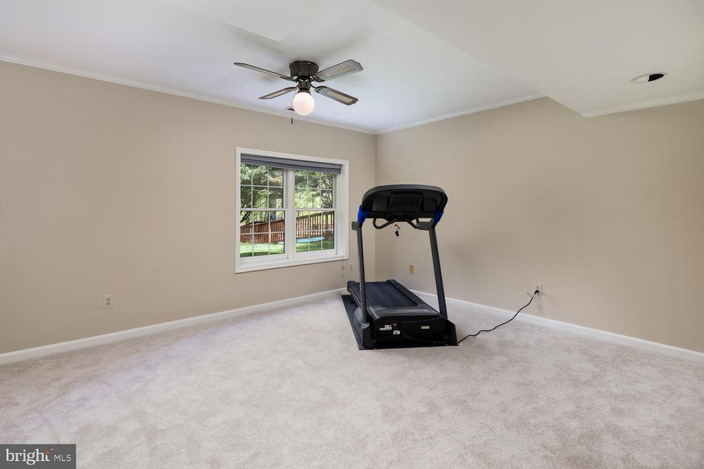 Recreation Room - 10654 CANTERBERRY RD, FAIRFAX STATION