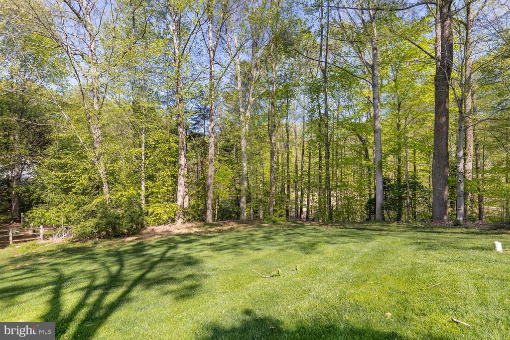 Spacious .69-Acre Lot Backs to Wooded Common Area! - 10654 CANTERBERRY RD, FAIRFAX STATION