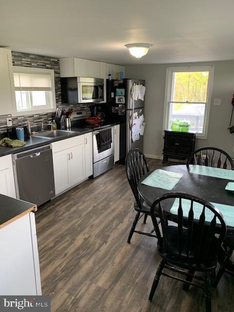Renovated Kitchen2 - 10612 SHEELEY RD, THURMONT