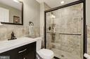Full Bathroom - Lower Level - 604 RIDGEWELL WAY, SILVER SPRING