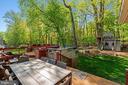 Deck & Backyard - 604 RIDGEWELL WAY, SILVER SPRING