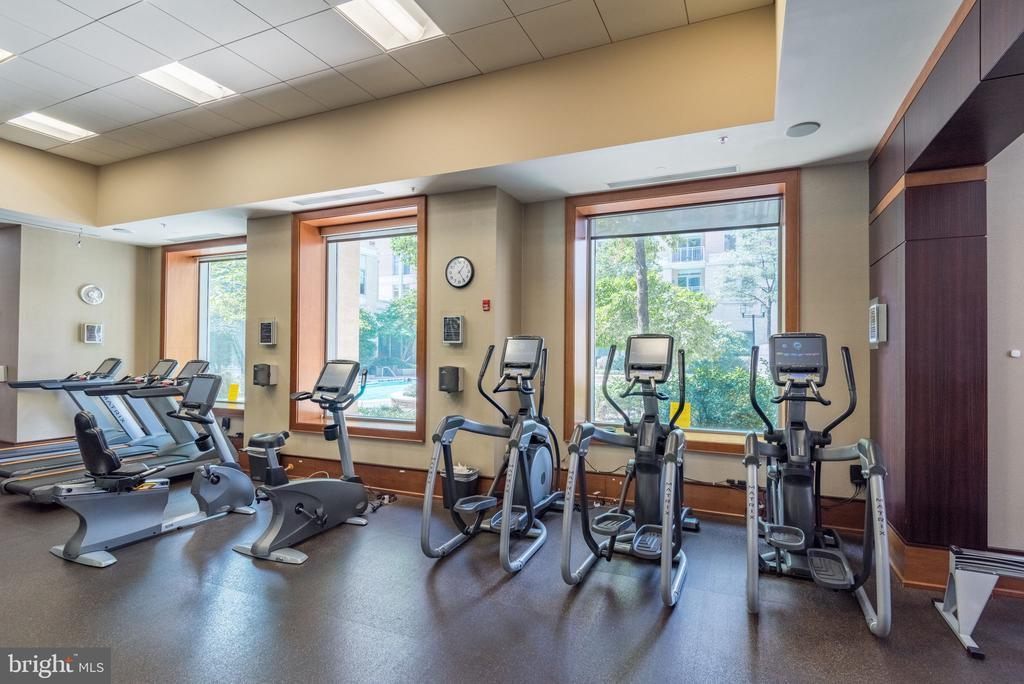 Gym - 11990 MARKET ST #411, RESTON