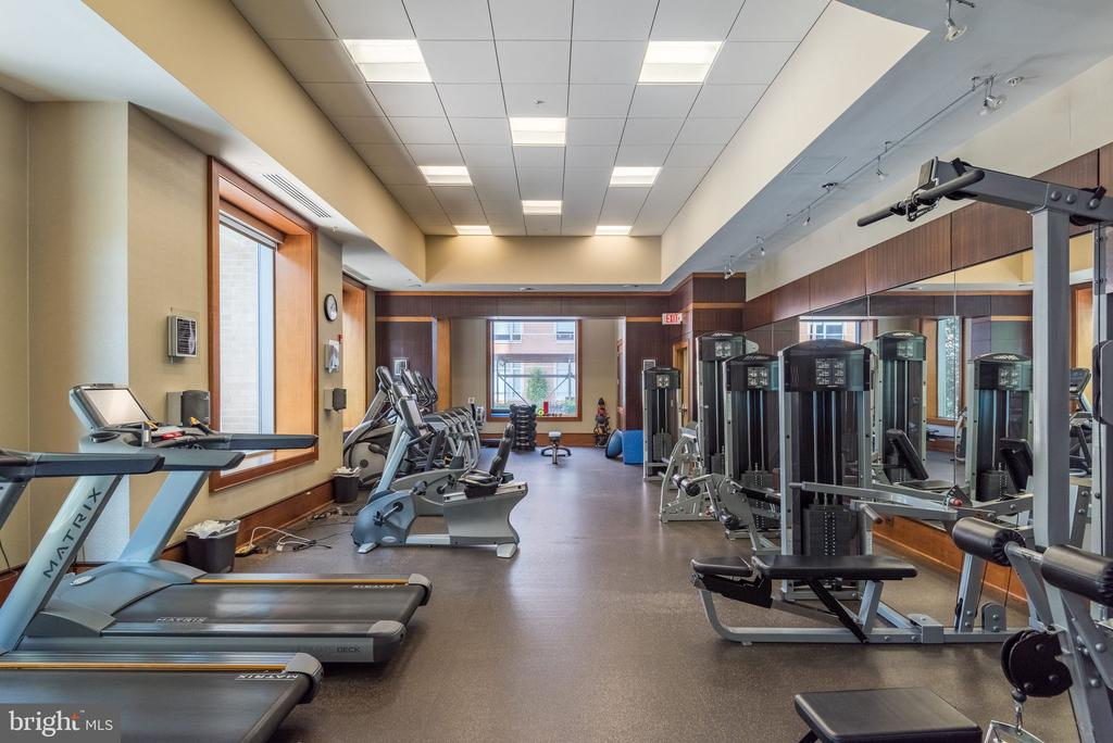Fitness - 11990 MARKET ST #411, RESTON