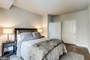 Second Bedroom with Walk in closet - 11990 MARKET ST #411, RESTON