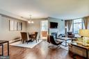 View of Living Areas - 11990 MARKET ST #411, RESTON