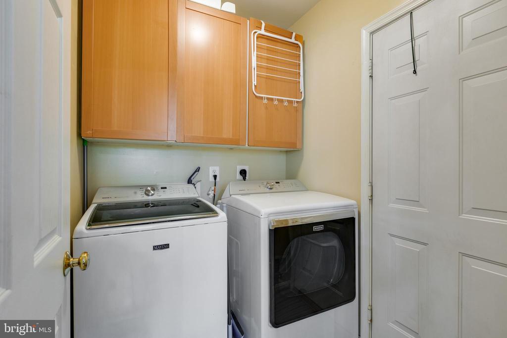 Laundry Room - 14917 GLADIOLUS CT, WOODBRIDGE