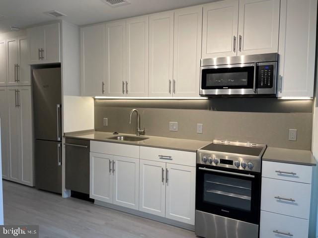 Fully appointed kitchen with plenty of storage - THE RUSHMORE-1220 PENNSYLVANIA AVE AVE SE, WASHINGTON