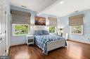 Bedroom 2 - 2208 KALORAMA RD NW, WASHINGTON