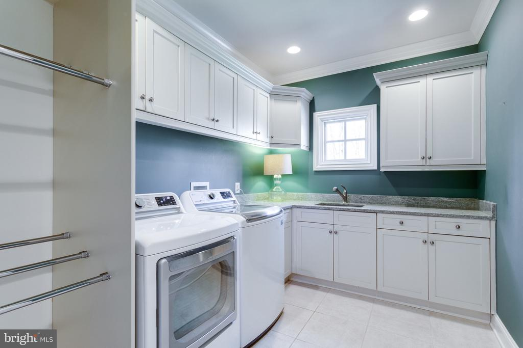 Laundry Room - 7301 DULANY DR, MCLEAN