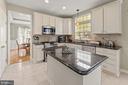 Modern appliances and spacious kitchen - 2104 BEAR CREEK CT, FREDERICK