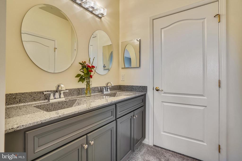 Newer mirrors and medicine cabinet - 20933 CEDARPOST SQ #302, ASHBURN