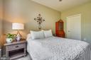 Large second master bedroom - 20933 CEDARPOST SQ #302, ASHBURN