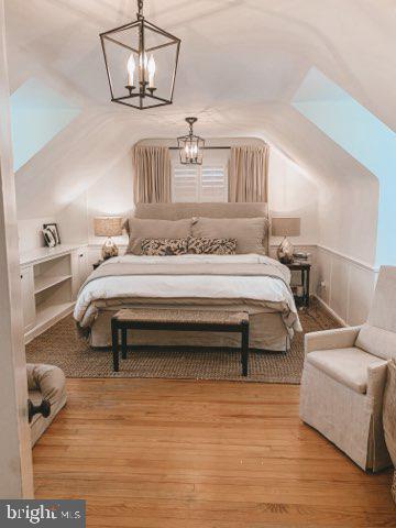 Primary Bedroom with Custom  Built in Wardrobe - 9341 COLUMBIA BLVD, SILVER SPRING