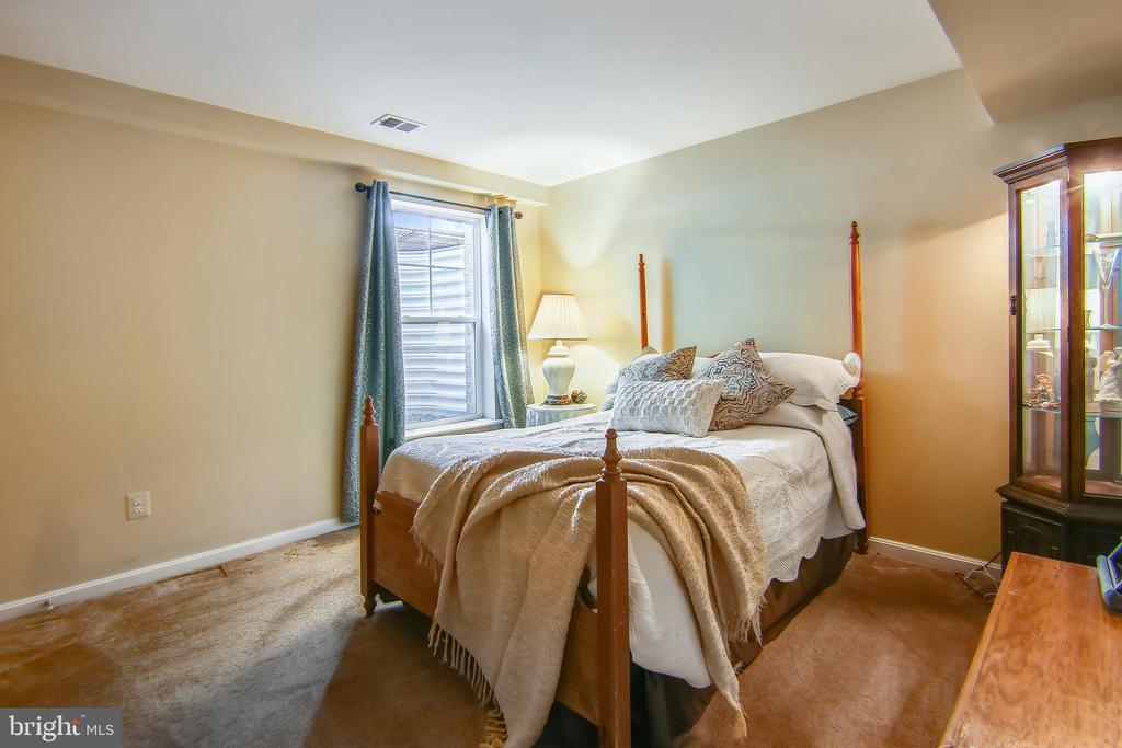 Fourth bedroom on lower level - 23397 MORNING WALK DR, BRAMBLETON