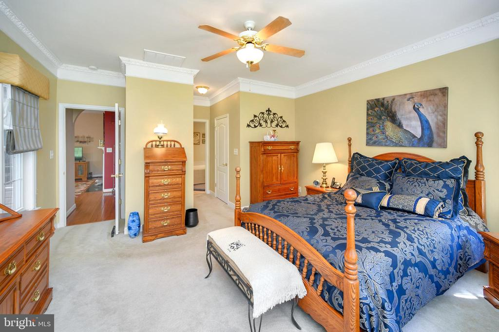 You will love all the trim and moldings - 609 STRATFORD CIR, LOCUST GROVE