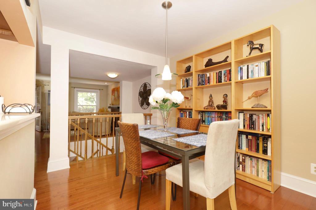 Dining Room - 2917 S WOODSTOCK ST #A, ARLINGTON