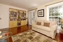 Living Room - 2917 S WOODSTOCK ST #A, ARLINGTON