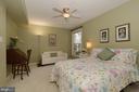 Lower Level Bedroom 3 - 2917 S WOODSTOCK ST #A, ARLINGTON