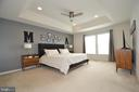 Owner's Suite w/ Tray Ceiling and Recessed Light - 42286 KNOTTY OAK TER, BRAMBLETON