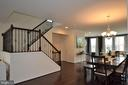 Dramatic Staircase - 42286 KNOTTY OAK TER, BRAMBLETON