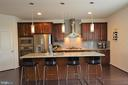 Gourmet Kitchen - 42286 KNOTTY OAK TER, BRAMBLETON