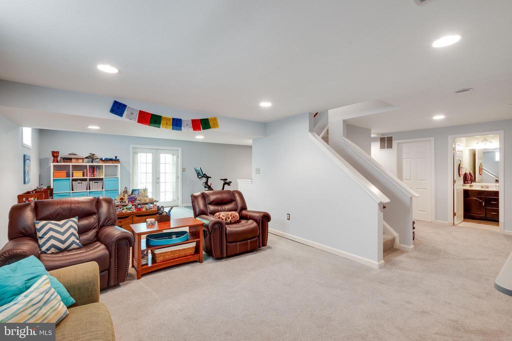 Basement Recreation Room - 15971 KENSINGTON PL, DUMFRIES