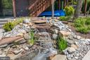 Your very own waterfall - 300 MT PLEASANT DR, LOCUST GROVE