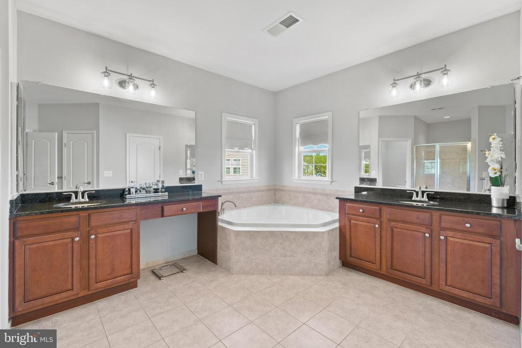 Master Bathroom - 42838 DOBSON CT, BROADLANDS