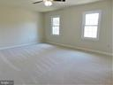Owners' Suite: newer windows/carpet/ceiling fan - 12520 BROWNS FERRY RD, HERNDON