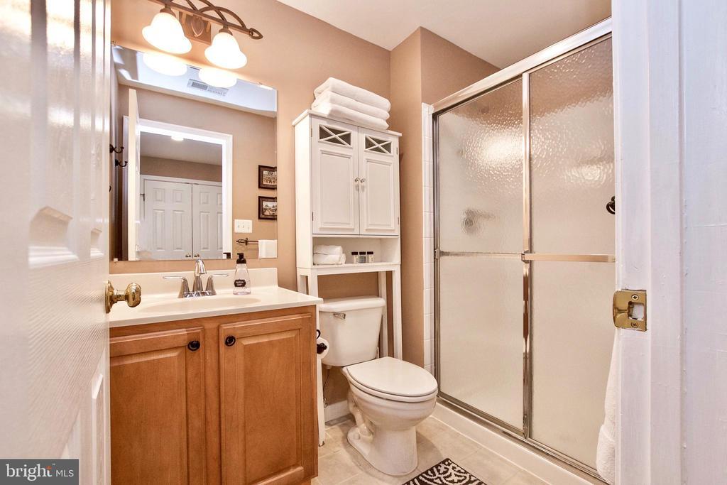 Full Bathroom in Basement! - 20766 RIVERBIRCH PL, STERLING