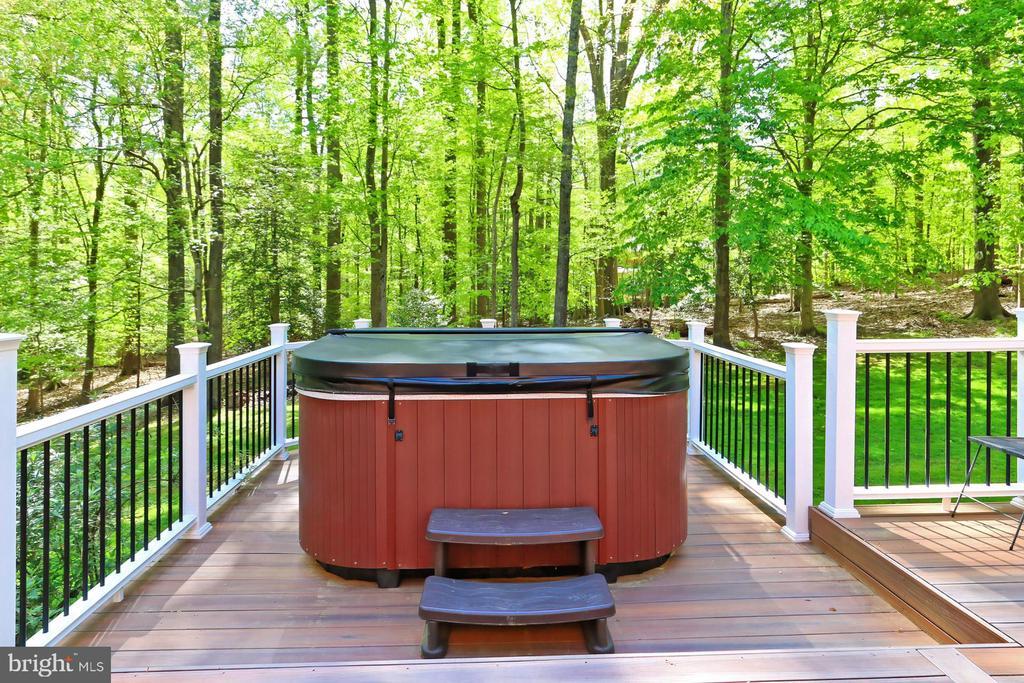 Hot Tub Conveys - 10700 HAMPTON RD, FAIRFAX STATION