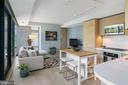 Open Floorplan - 925 H ST NW #516, WASHINGTON