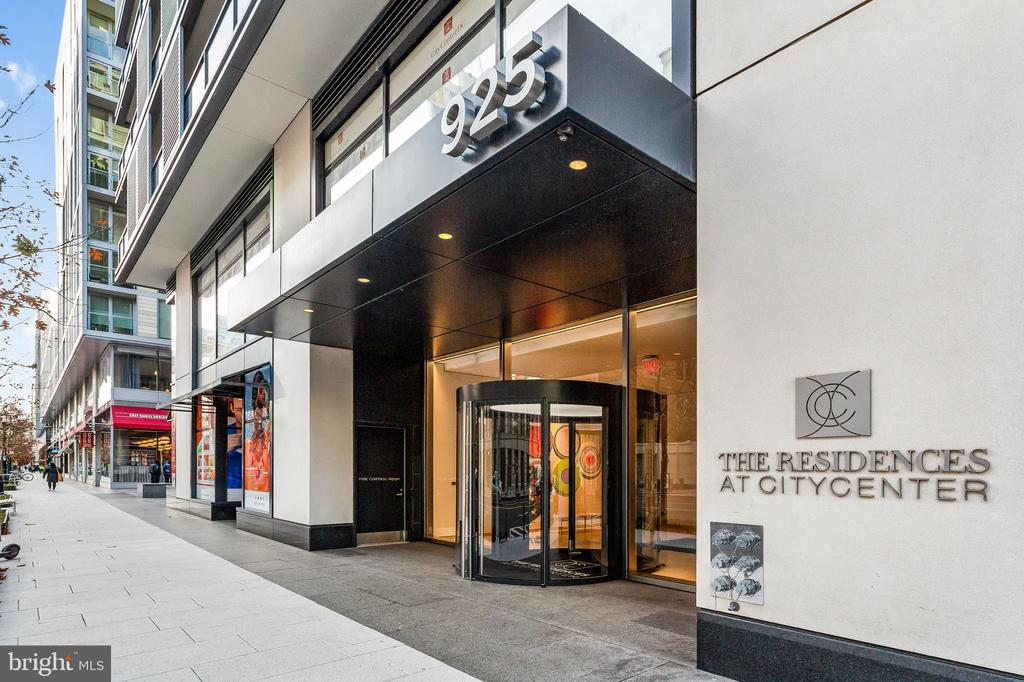 Building Entrance - 925 H ST NW #516, WASHINGTON