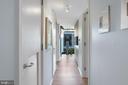 Unit Hallway - 925 H ST NW #516, WASHINGTON