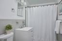 Main level full bath - 11530 HIGHVIEW AVE, SILVER SPRING