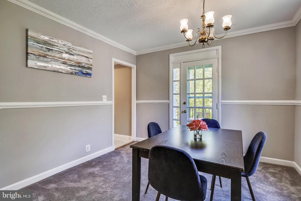 Enough room for large dining table! - 4839 27TH RD S, ARLINGTON