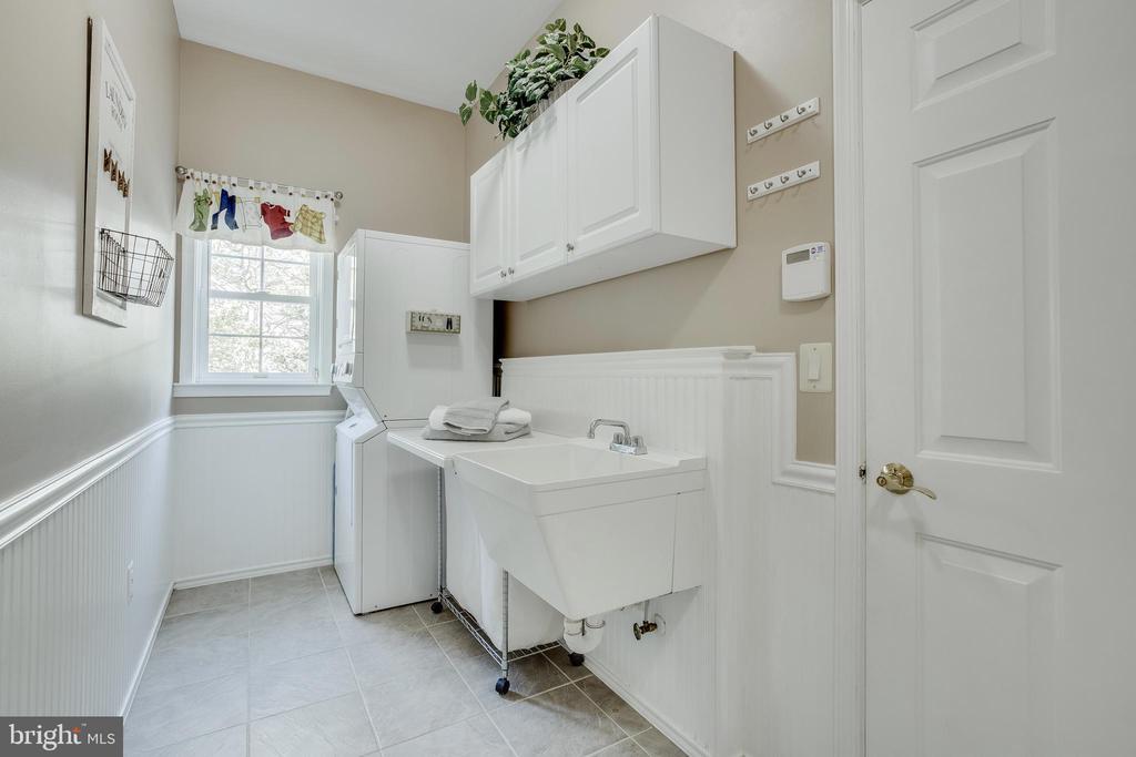 Laundry Room - 13981 FLAGTREE PL, MANASSAS