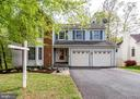 Beautiful corner lot in Sully Station - 14707 KAMPUTA DR, CENTREVILLE