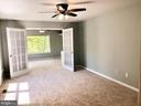 Sitting room off the Owner's suite! - 222 BIRDIE RD, LOCUST GROVE