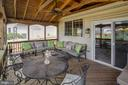 Enjoy the outdoors  with this screened porch - 122 BALCH SPRINGS CIR SE, LEESBURG
