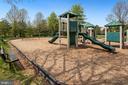 Neighborhood playground - 122 BALCH SPRINGS CIR SE, LEESBURG